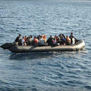 Bodrum açıklarında 53 kaçak göçmen yakalandı