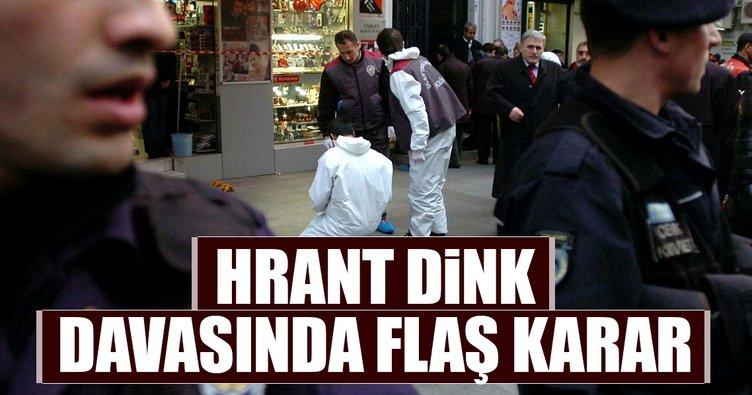 Hrant Dink cinayeti davaları birleştirildi