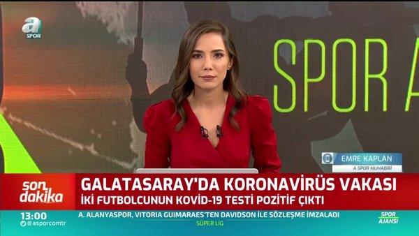 Galatasaray'da corona virüsü şoku!