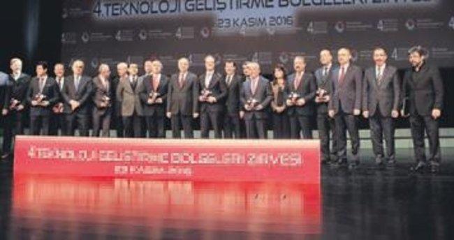 Erciyes Teknopark zirveyi kaptırmadı