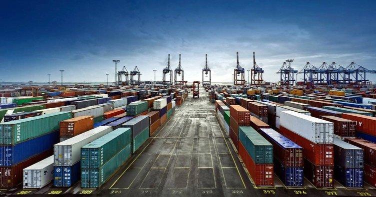 Son Dakika: Dış ticaret verileri açıklandı! İhracat arttı