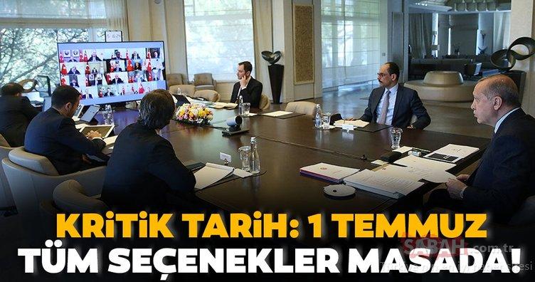 Son dakika: Cumhurbaşkanlığı kabinesi bugün toplanıyor! 1 Temmuz'da atılacak adımlar belirlenecek