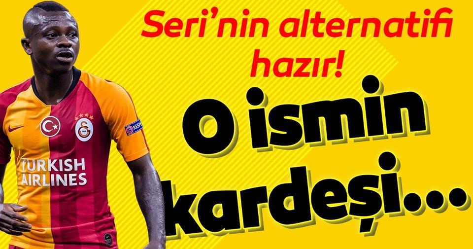 Galatasaray Seri'nin alternatifini buldu!