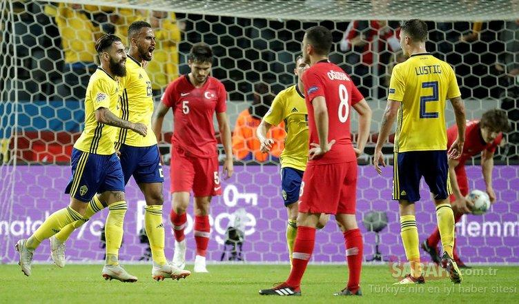 Türkiye'nin İsveç galibiyeti dünya basınında