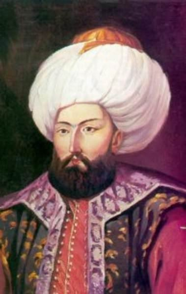 Osmanlı padişahlarının eşleri