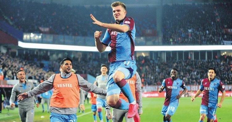 Trabzonspor'un altınları!