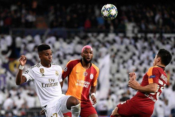 Galatasaray'ın Real Madrid hezimeti sonrası şok sözler