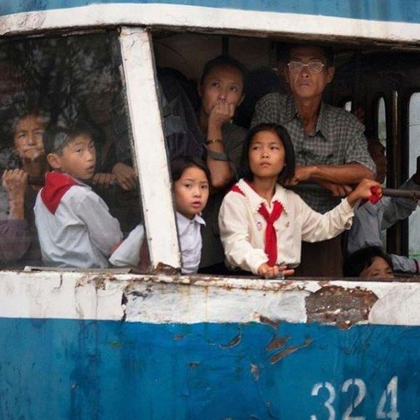 Kuzey Kore'den yasak fotoğraflar!