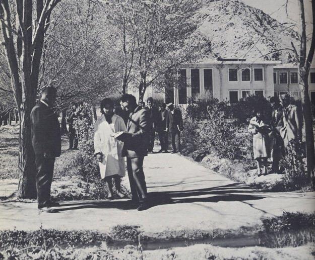 Bir zamanlar Afganistan
