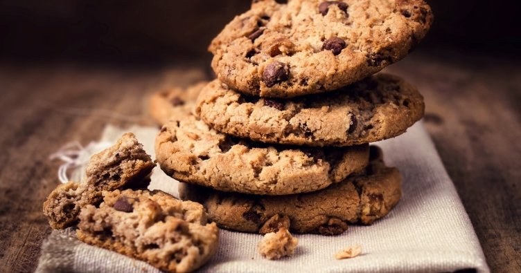 Damla çikolatalı kurabiye tarifi: Damla çikolatalı kurabiye nasıl yapılır?