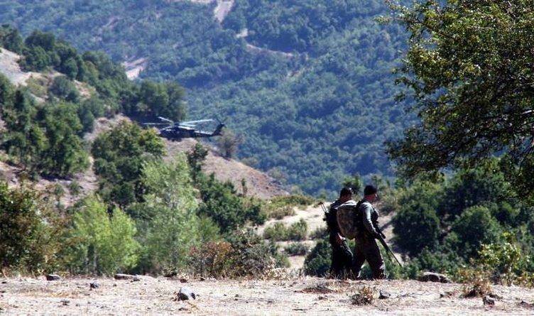 Firari PKK'lılar böyle yakalandı