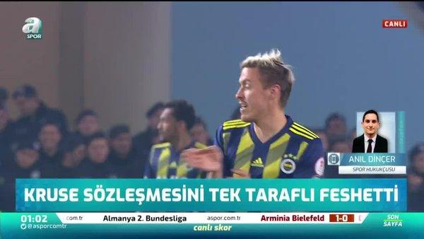 Kruse sonrası korkutan senaryo! Fenerbahçe'ye transfer yasağı...