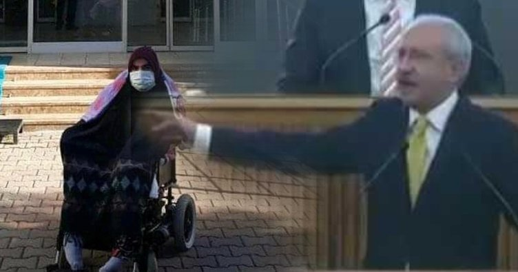 Son dakika : Kılıçdaroğlu engelli kadına açtığı davayı kaybetti