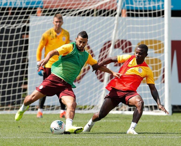 Son dakika haber: Galatasaray'a yıldız oyuncu için dev transfer teklifi! Mbaye Diagne beklenirken...