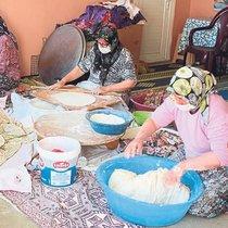 Ramazan'a imece usulüyle hazırlık