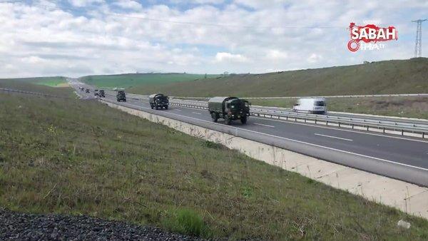 NATO Tatbikatı'na katılacak birlikler eğitime başladı | Video