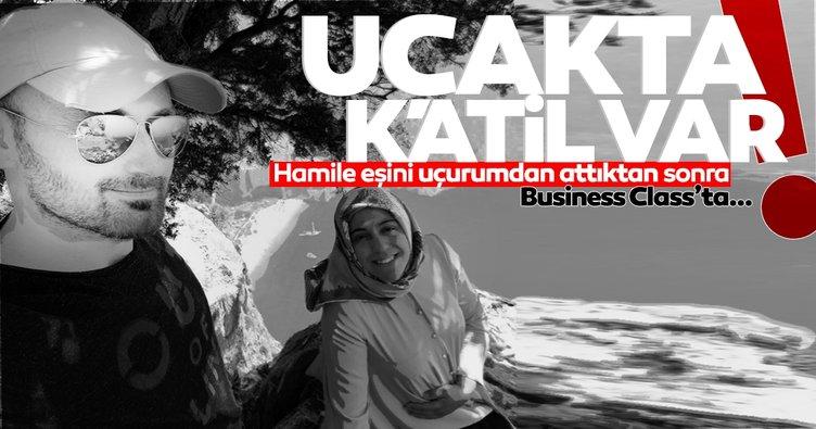 Son dakika haberi: Uçakta katil var! Semra Aysal'ı öldüren eşi maaşını bağlatıp VİP uçmuş