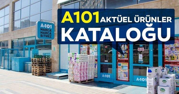 A101 aktüel ürünler kataloğu burada! 23 Ocak tarihinden itibaren A101 aktüel ürünler indirimi başlıyor!