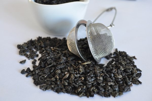 Yeşil çay zayıflatıyor!