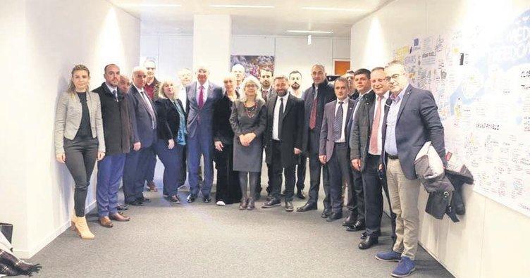 Çerkezköy TSO sınırları aşıyor