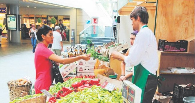 Yumurtadan şampuana en doğal ürünler pazarda