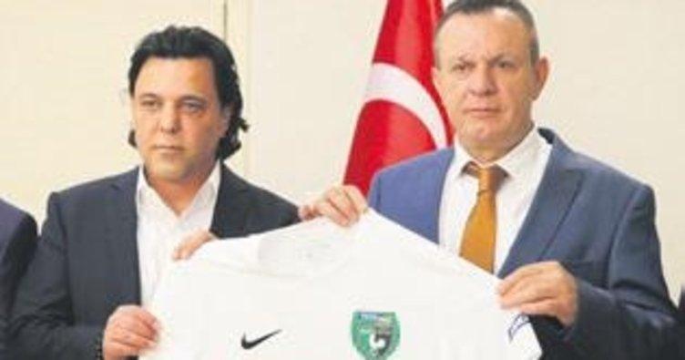 Denizli'ye yeni sponsor