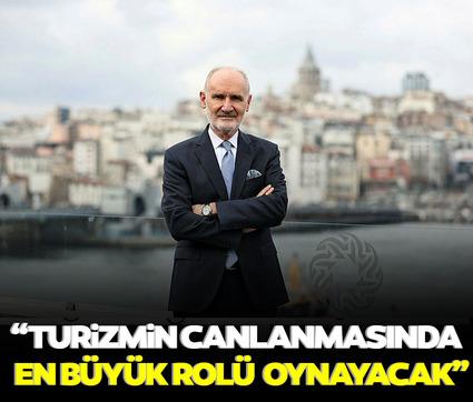 İTO Başkanı Avdagiç: Salgın sonrasında marka mağazacılığımız turizmin canlanmasında en büyük rolü oynayacak