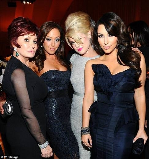 Kim Kardashian'a ağır eleştiri