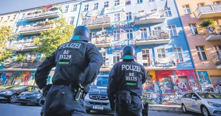 1400 polisle şafak baskını
