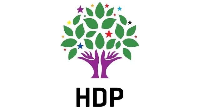 HDP milletvekili adayı tutuklandı