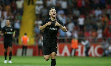 Beşiktaş maçında forma giyemeyecek