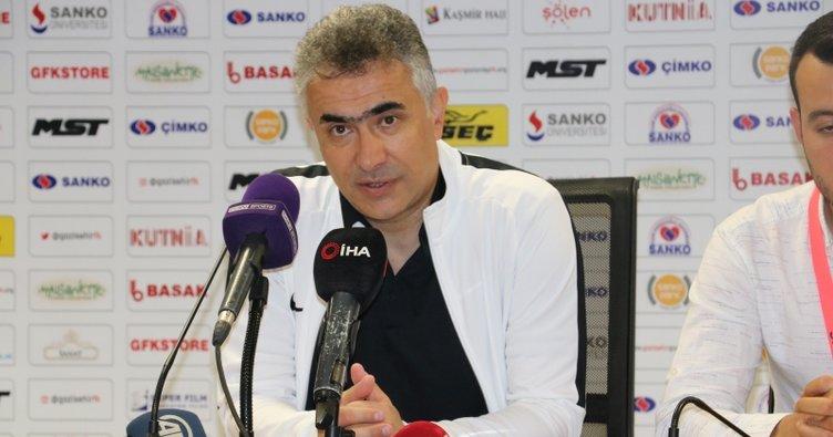 Mehmet Altıparmak: İnşallah o kupayı bu şehre getireceğiz