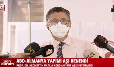 Son dakika: Ankara Üniversitesi'nde ABD-Almanya yapımı Covid-19 aşısı deneniyor!