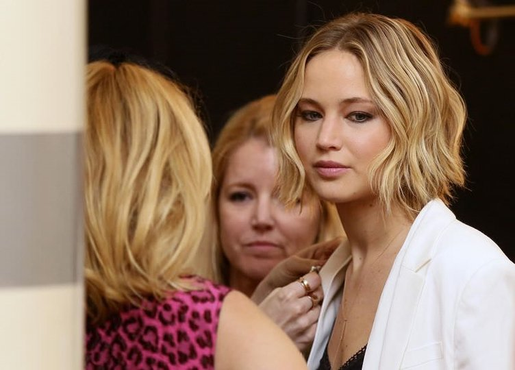 Jennifer Lawrence bin pişman!