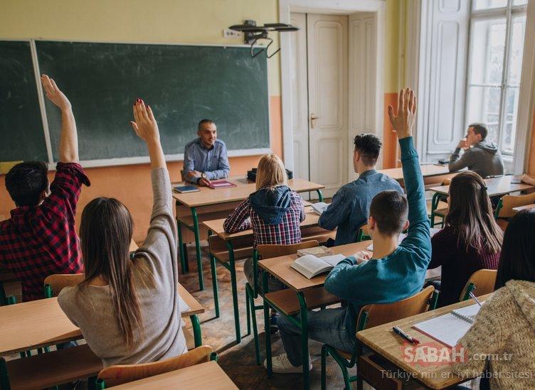 Yeni eğitim sistemi nasıl olacak? İşte 10 maddede yeni eğitim sistemi