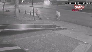 Maltepe'de feci motosiklet kazası kamerada   Video