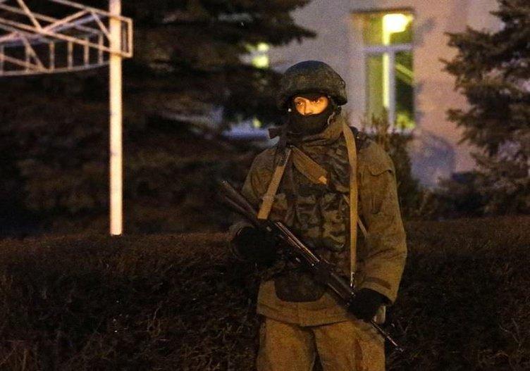 Rus ordusu harekete geçti