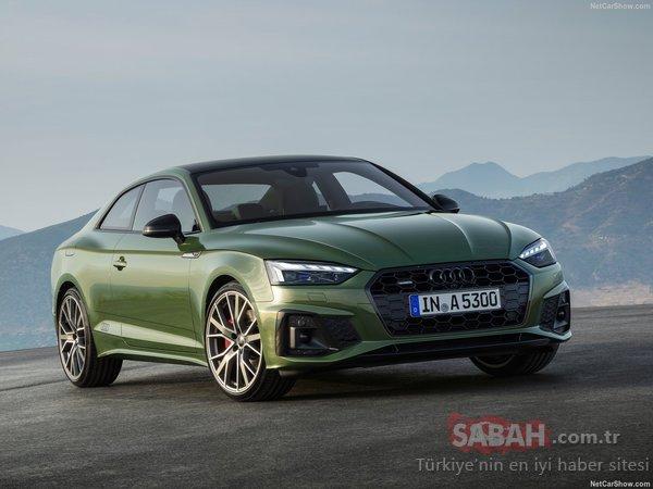 2020 Audi A5 tanıtıldı! Yeni Audi A5'in özellikleri ve motor gücü nedir? İşte detaylar...