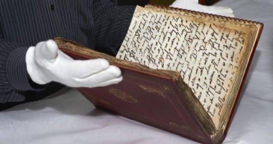 Dünyanın en eski Kuran-ı Kerim'i