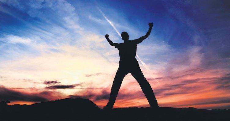 Mağrur olma yaşam koçum senden büyük Allah var!