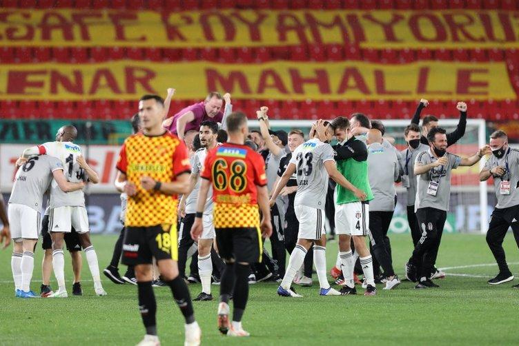 Son dakika: Beşiktaş'ın şampiyonluğu sonrası olay sözler! Galatasaray kaybetti çünkü...