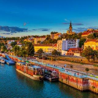 Açık ara favorim Belgrad