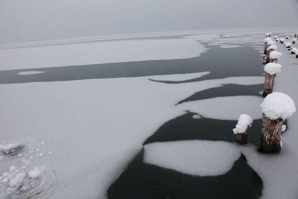 Kutuplar değil Van Gölü