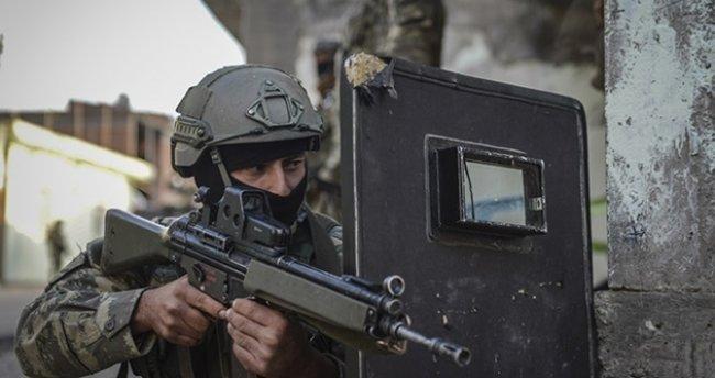 Son bir haftada 60 terörist etkisiz hale getirildi
