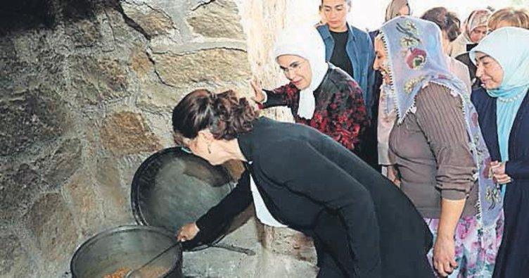Anadolu değerleriyle 'Yaşayan Köy'