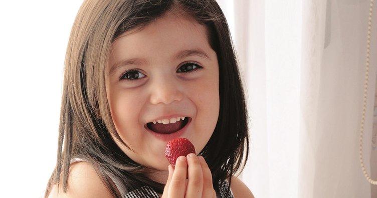 Çocuğunuz için yararlı ve zararlı yiyecekler