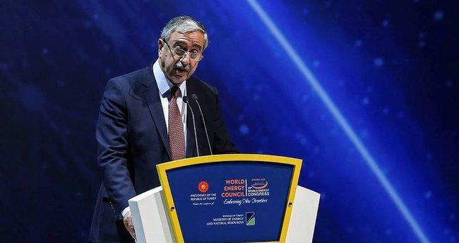 Akıncı: Kıbrıs'ta çözüm yeni ufuklar açacaktır