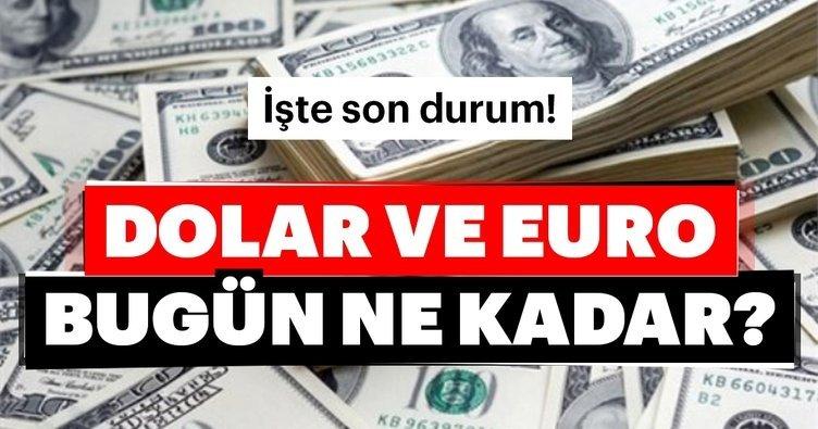 Son dakika haberi: Dolar ne kadar oldu? 26 Eylül Dolar Euro fiyatları – Güncel döviz kurları