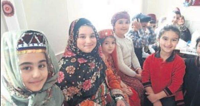 Öğrenciler kültür etkinliğinde buluştu