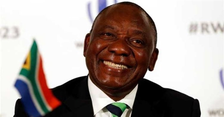 Güney Afrika'nın yeni lideri Cyril Ramaphosa oldu